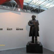 sala del museo del Comunismo a Praga