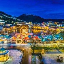 Julemarkedet i Byparken i Bergen 2018