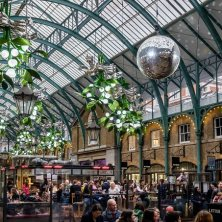 Covent Garden a Natale