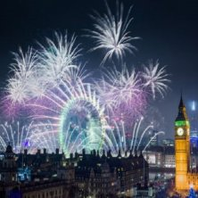 Last Christmas a Londra