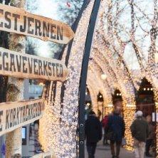 Oslo mercatini di Natale