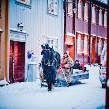 Røros, 20111210: Jul på Røros. Foto: Thomas Rasmus Juell skaug / Dagbladet