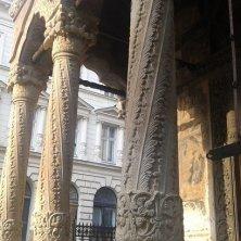 colonne chiesa Stavropoleos