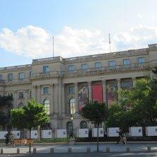 museo d'arte Bucarest