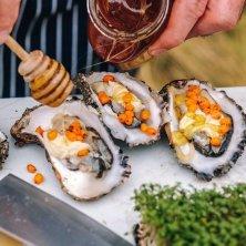 preparazione ostriche