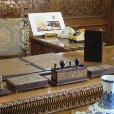 studio a casa Ceausescu