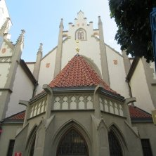 Maisel Sinagoga quartiere ebraico