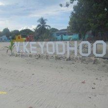accoglienza a Keyodhoo Maldive