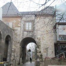 al castello di Lubiana