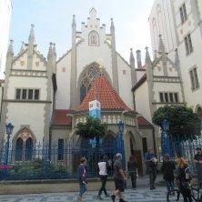 sinagoga Maisel quartiere ebraico