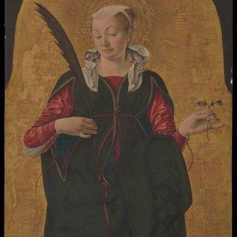 02_Santa Lucia_Francesco del Cossa_ National Gallery of Art, Washington