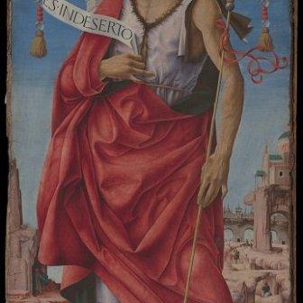 08_San Giovanni Battista_Francesco del Cossa_ Pinacoteca di Brera, Milano