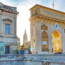 Arc de triomphe © OT Montpellier M.Remignon