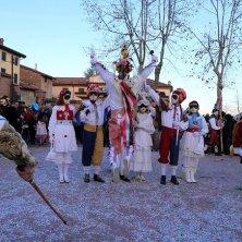 Carnevale dei bambini in Monferrato