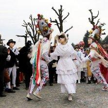 Carnevale in Monferrato tradizionale ballo Lachera