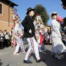 ballo della Lachera sposi