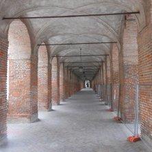 galleria palazzo del Giardino Sabbioneta