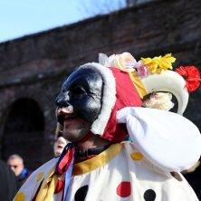 maschera di Carnevale in Monferrato