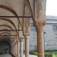 portico chiostro