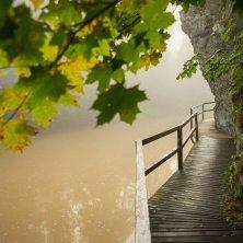 sentiero Valle di Luznice