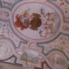 soffitto palazzo ducale