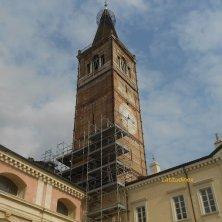 torre campanaria Polirone