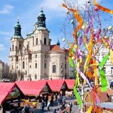 Praga mercatino primaverile