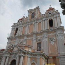 San Casimiro chiese di Vilnius