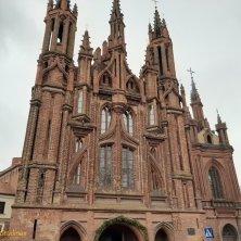 chiesa di Sant'Anna gotica