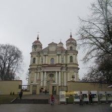 chiese di Vilnius SS Pietro e Paolo