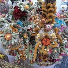 composizioni fiorite fiera San Casimiro
