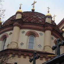 cupola chiese di Vilnius ortodosse