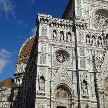 cupola nascosta dalla facciata del Duomo