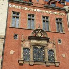 ingresso torre del Municipio di Praga