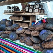 pane nero fiera di San Casimiro