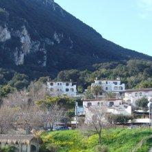 case al porto di San Felice Circeo