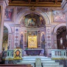 interno chiesa San Bartolomeo