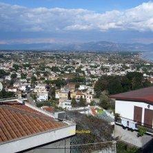 panorama dal borgo medievale