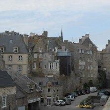 Saint Malo dai bastioni