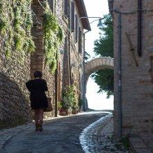Spello borgo centro storico