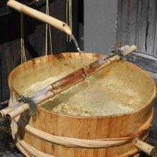 al museo del sake