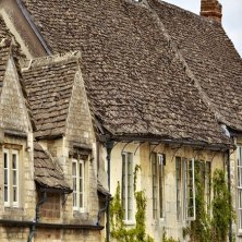 houses in lacock (photographer - arnhel de serra)