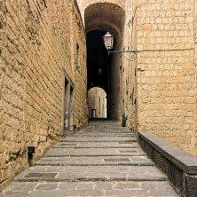 salita a Castel dell'Ovo