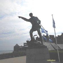statua corsaro