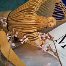 strumenti per la cerimonia del tè