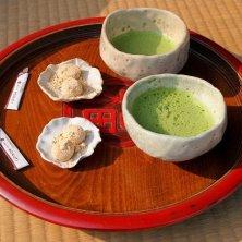 tè verde giapponese