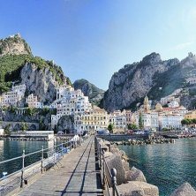 Amalfi dal porto