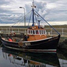 barca alle Orcadi