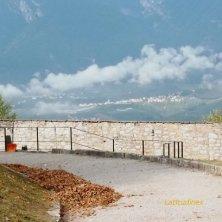 bastioni a Castel Thun