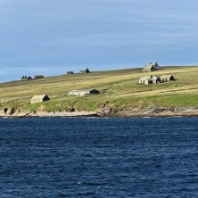 isole Orcadi panorama